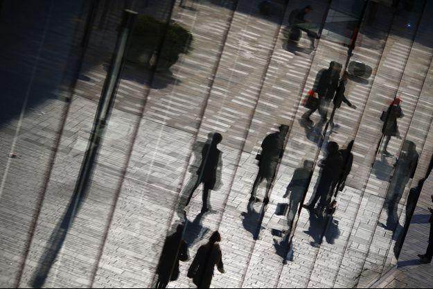 L'agression a eu lieu dans le quartier Sanlitun, à Pékin (image d'illustration).
