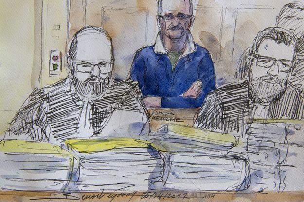 Le procès de Francis Heaulme se poursuit.