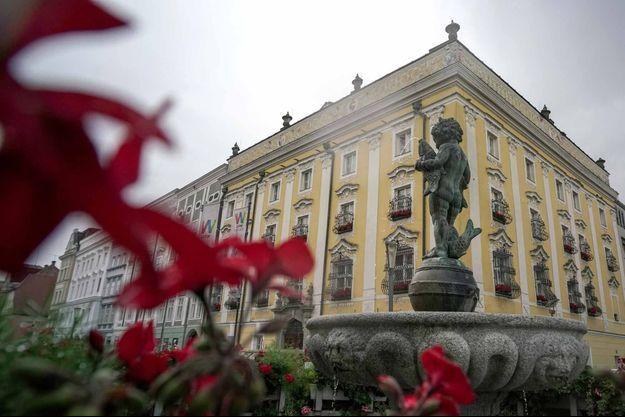 Photo d'illustration de la mairie de Wels, en Autriche