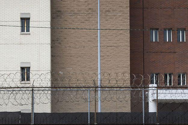 Une prison américaine. Image d'illustration.