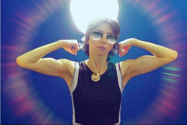 Nasim Aghdam se présentait comme une militante végane, adepte du fitness.