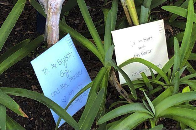 Des hommages déposés pour Christina Mauser après le drame.
