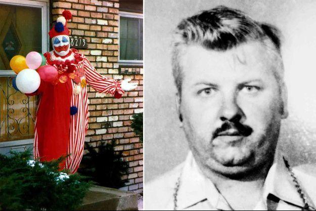 john gacy clown