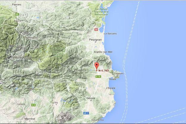 Collision mortelle en Espagne: sept personnes tuées