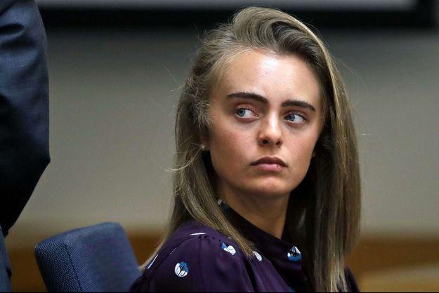 Michelle Carter est accusée d'avoir poussé son petit-ami à se suicider.