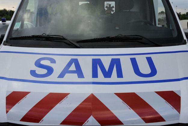 Un véhicule du SAMU (image d'illustration).