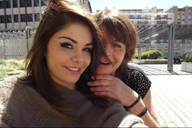 Marie-Josée Benitez, et sa fille Allison