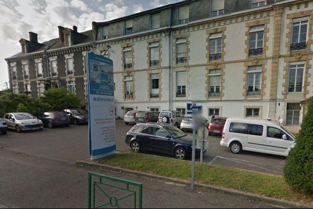 Le drame s'est déroulé dans cette clinique d'Orthez.