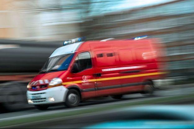 Les secours ont été alertés vers 06H15. A leur arrivée, l'incendie était déjà important. (Photo d'illustration).