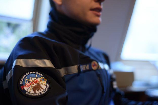 Des secouristes du Peloton de gendarmerie de haute montagne (PGHM) ont été dépêchés sur place. (image d'illustration)
