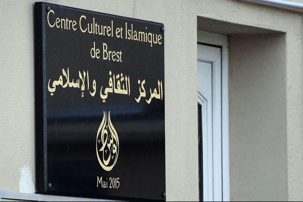 La mosquée de Brest.