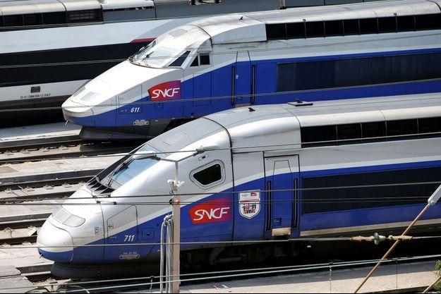 Deux patients d'un hôpital psychiatrique ont tenté de voler un train à Bourges. (image d'illustration)