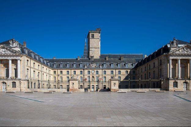 La ville de Dijon.