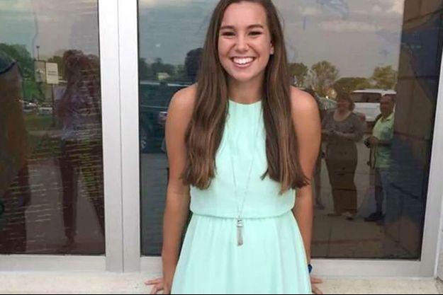 Le corps de Mollie Tibbetts a été retrouvé mardi.