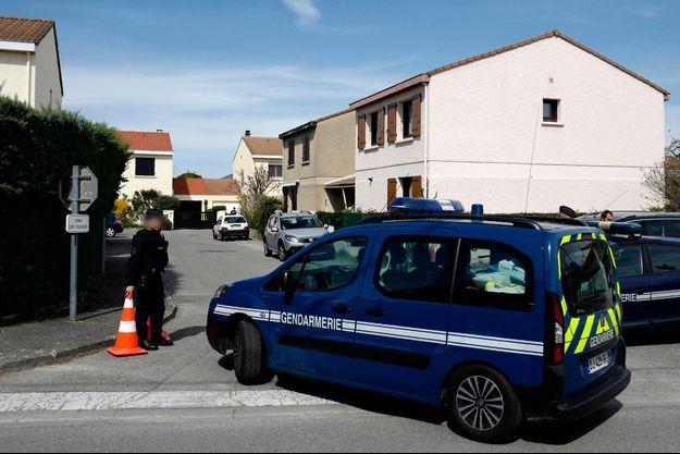 Le drame s'est produit à Beaumont-les-Valence, dans la Drôme.