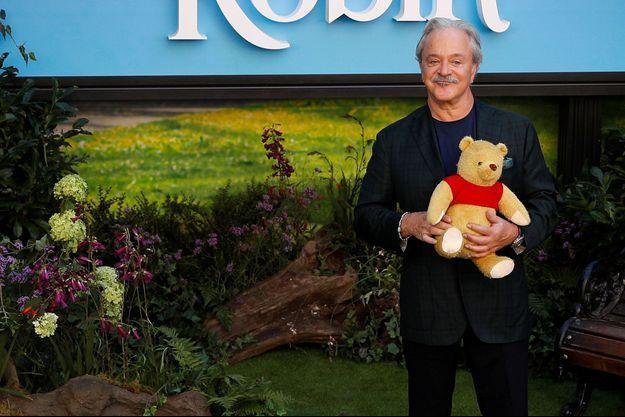 Jim Cummings est notamment connu pour doubler la voix de Winnie l'ourson