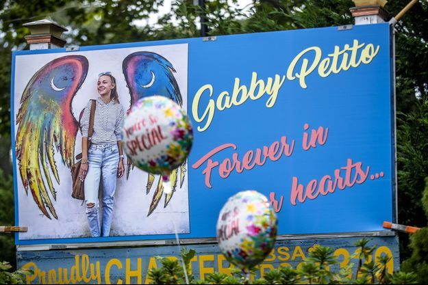 Gabby Petito a été retrouvée morte le 19 septembre.