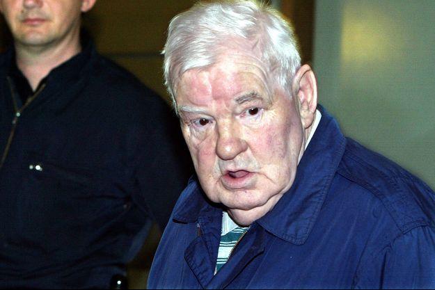 Emile Louis, en 2004