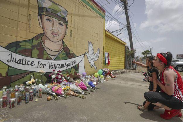 Le cadavre de Vanessa Guillen, portée disparue depuis avril, a été identifié.