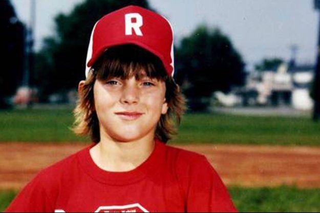 Chuckie Mauk avait 13 ans lorsqu'il a été tué.