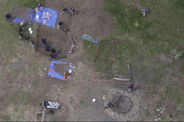 Des restes humains ont été découverts au domicile de Chad Daybell.