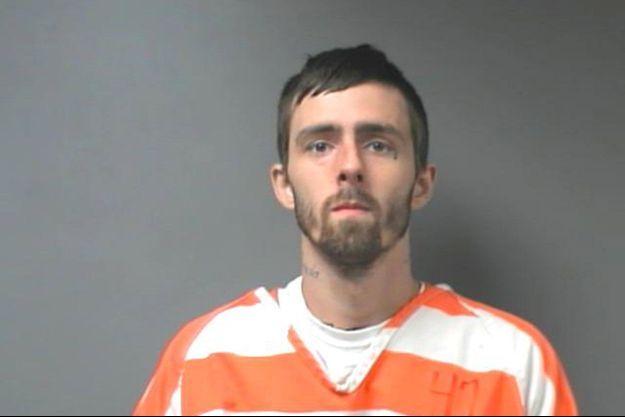 Brady Andrew Kilpatrick, le dernier prisonnier à avoir été rattrapé après une évasion d'un genre inédit.