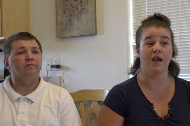 Eric Ziegler et Amy Fabbrini veulent récupérer leurs fils.