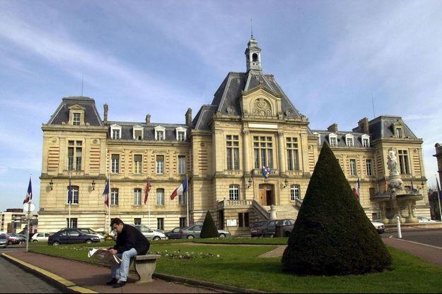 La mairie d'Evreux