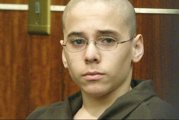 Michael Hernandez au tribunal en 2004.
