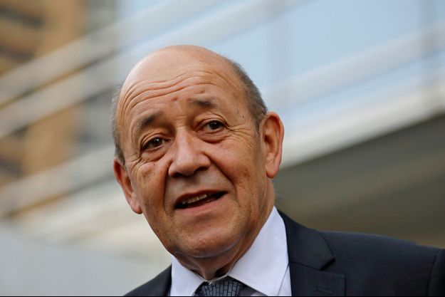 Jean-Yves Le Drian (photo d'illustration)