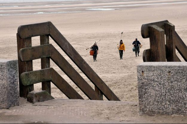 C'est sur la plage de Berck-sur-Mer que le corps sans vie de la fillette a été découvert.