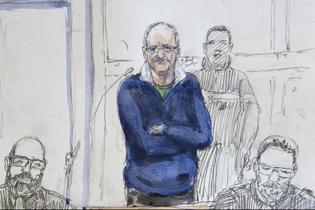Francis Heaulme est jugé devant les assises de Moselle depuis mardi.
