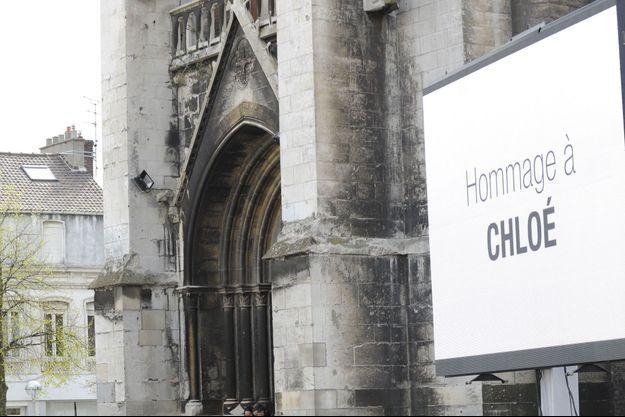 Les obsèques de Chloé ont eu lieu mercredi matin.