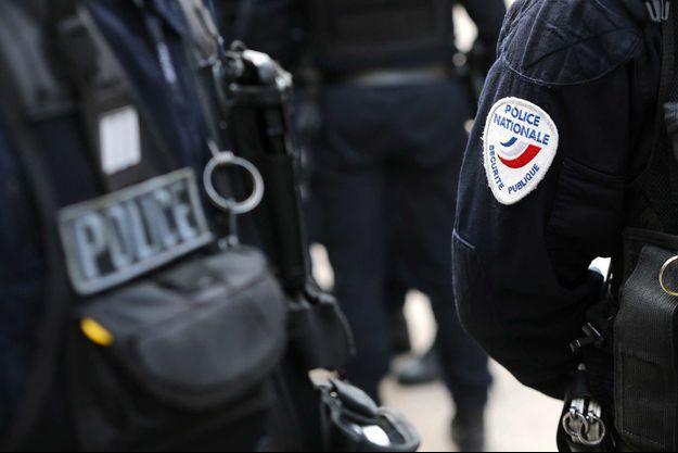 Police illustration