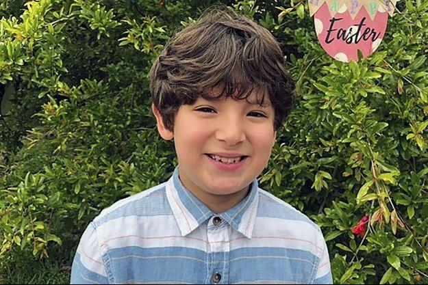 Le petit Matthew avait 9 ans.