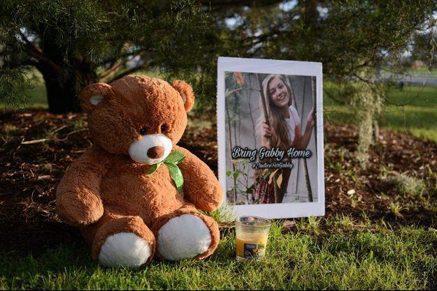 Le corps de Gabby Petito a été retrouvé dimanche.