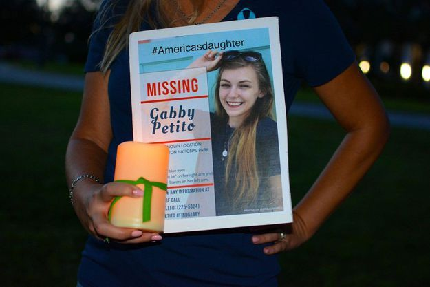 Le corps de Gabby Petito a été retrouvé dans le Wyoming.