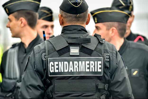 Le jeune homme s'est rendu à la gendarmerie pour indiquer qu'il avait tué sa mère (image d'illustration).