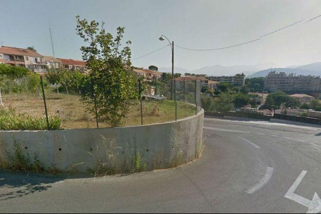 C'est sur les hauteurs de Nice que le drame s'est produit.