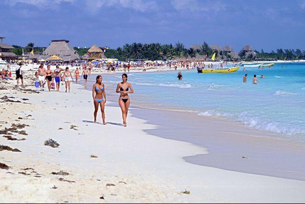 Le couple de Canadiens est décédé à Playa del Carmen, au Mexique.