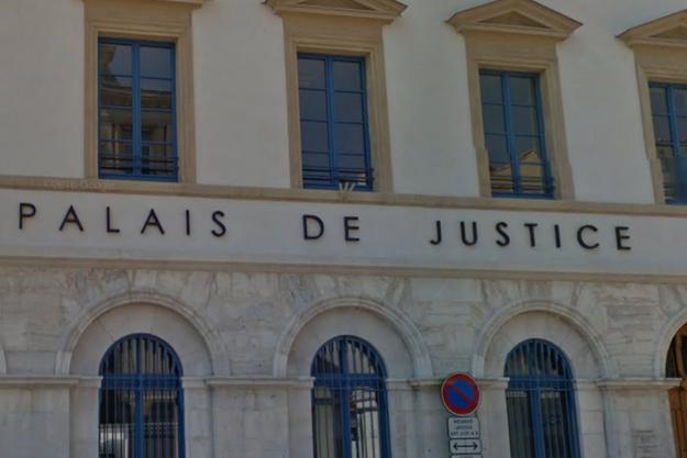 Palais de Justice de Valence.