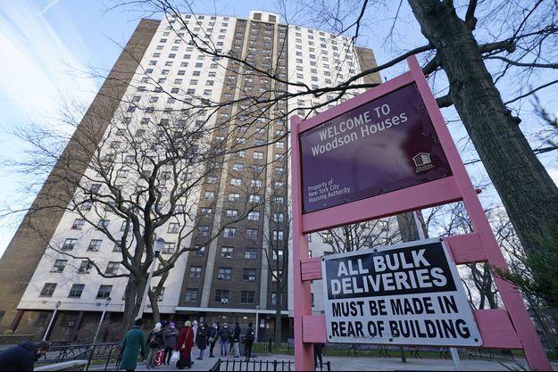 C'est dans cet immeuble que les trois retraitées ont été tuées entre 2015 et 2021.