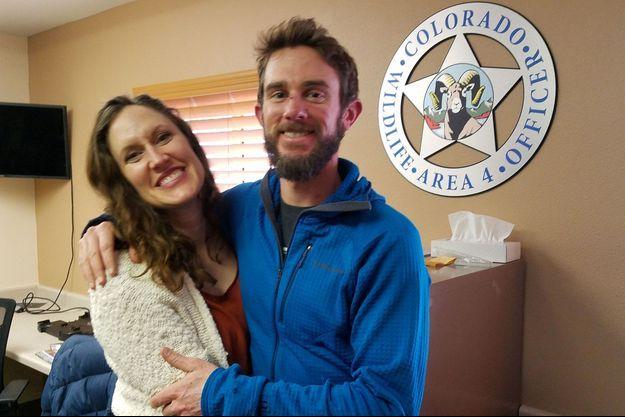 Travis Kauffman a réussi à tuer un puma à mains nues dans le Colorado.