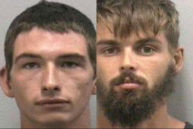 Les deux hommes ont été arrêtés le 3 octobre