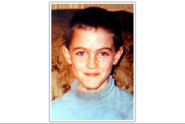 Jonathan, 11 ans, disparu en 2004.