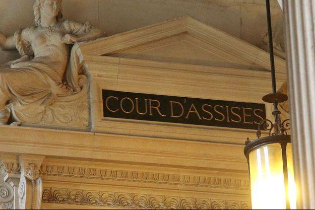 La Cour d'assise à Paris (image d'illustration)