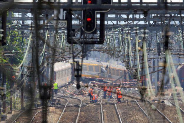 Le déraillement du train reliant Paris à Limoges avait provoqué la mort de sept personnes.