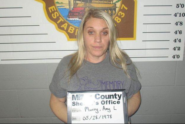 Amy Murray est accusée du meurtre de son mari.