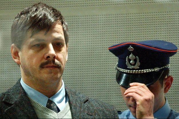 Marc Dutroux en 2004