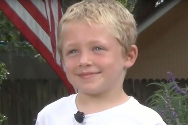Le petit Chase est un héros.